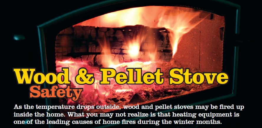 Wood and Pellet Stove Safety