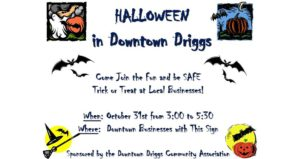 Halloween in Downtown Driggs @ Driggs Idaho | Driggs | Idaho | United States